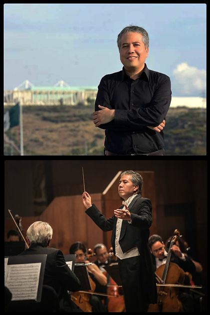 Ludwig Carrasco, director conductor
