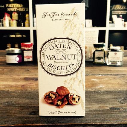> Walnuss Bisquits - Oaten Walnut Biscuits