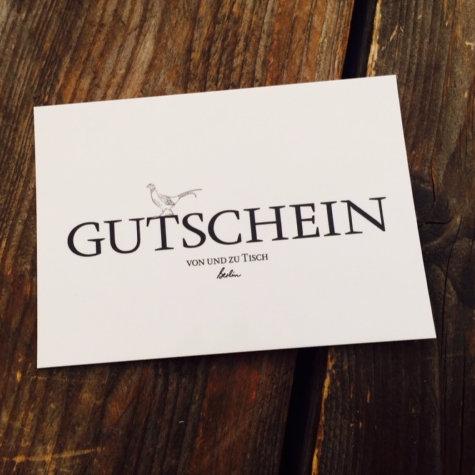 > Gutschein Jahresabo