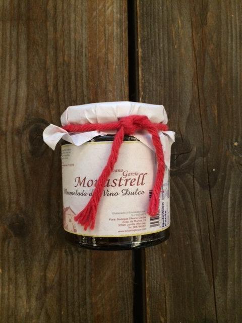Marmelade vom süßen Wein