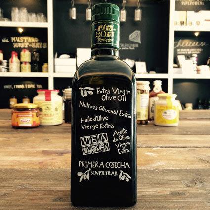 > Spanisches Olivenöl Extra Virgine (3€/100ml)