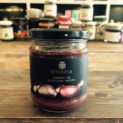 > Olivenpastete (3,28€/100g)
