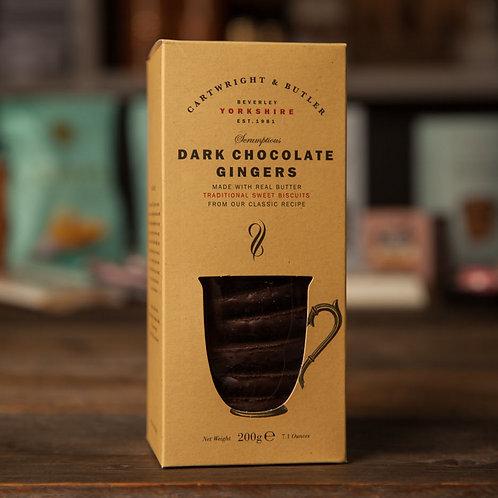 > Dark Chocolate Ginger (3,10€/100g)