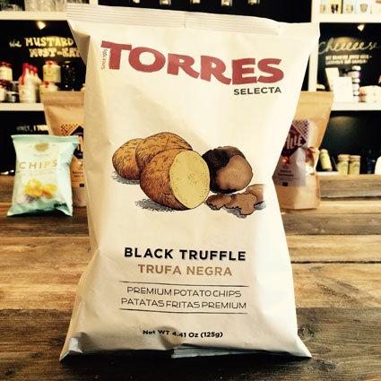 > Trüffel-Chips (4.00€/100g)