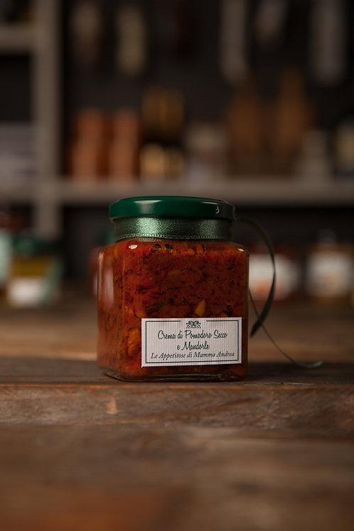 Paté von getrockneten Tomaten