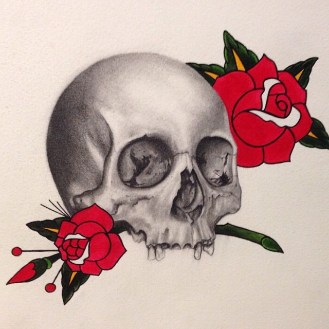 Instagram - Up for grabs #wannatattoo #tattoos #tattoo #skulltattoo