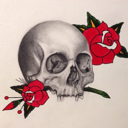 Instagram - Up for grabs #wannatattoo #tattoos #tattoo #skulltattoo