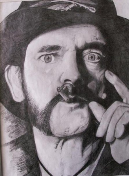 Facebook - Lemmy from Motorhead