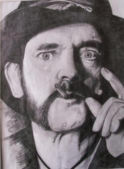 Facebook - Lemmy from Motorhead