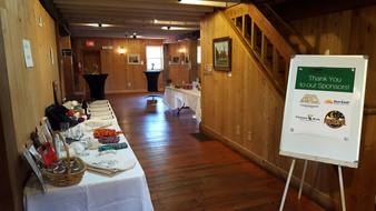 Special Event Setup