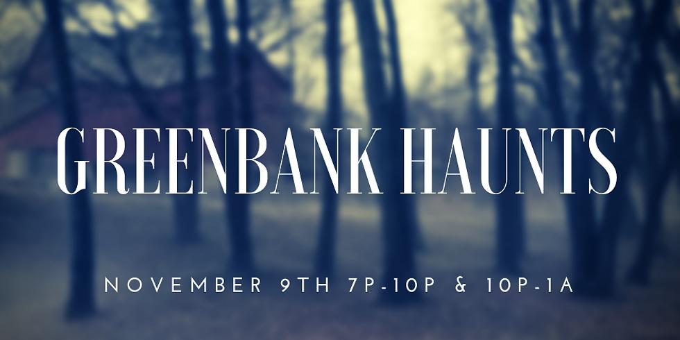 Greenbank Haunts