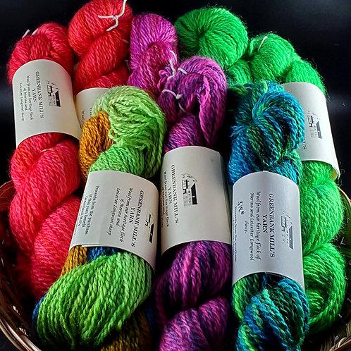 Acid Dyed Yarn