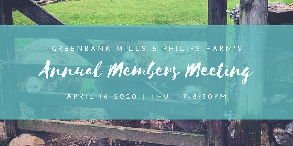 Annual Member's Meeting