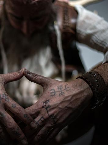 Hands Tattto