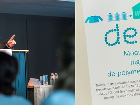 Demeto presented during EUROPEAN CHEMICAL RECYCLING CONFERENCE 2019