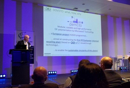Demeto presented at the Petcore Europe Conference 2018