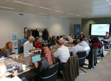 DEMETO Industrial Advisory Board gathered in Brussels