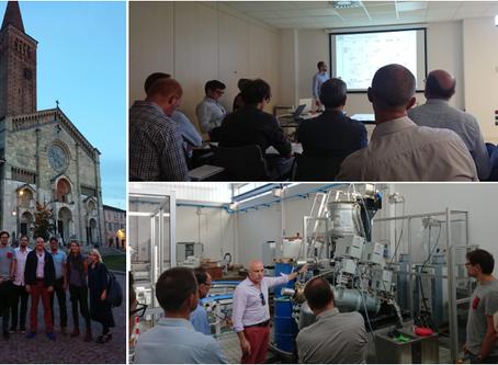 Demeto Consortium met in Piacenza