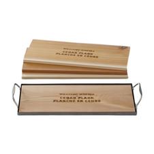 Williams Sonoma Cedar Planks, Set of 4, with Plank Saver
