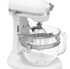 KitchenAid Professional 6500 Design Series Stand Mixer, 6-QT