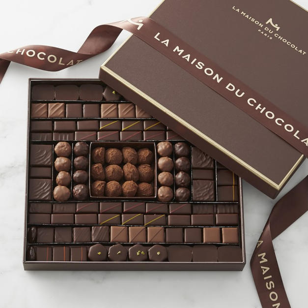 La Maison du Chocolat Boite Maison, 125 Pieces