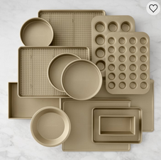 Williams Sonoma Goldtouch® Pro 15-Piece Bakers Set