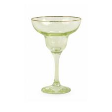 Rainbow 4-Piece Assorted Margarita Glass Set