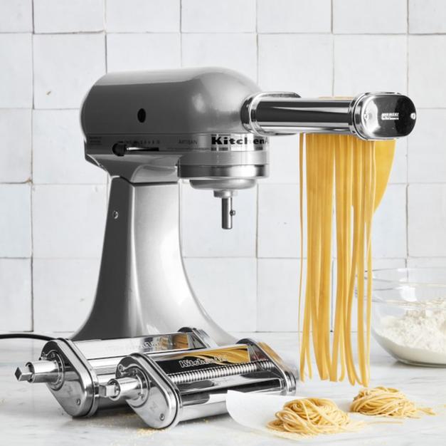 KitchenAid 3-Piece Pasta Roller & Cutter Set
