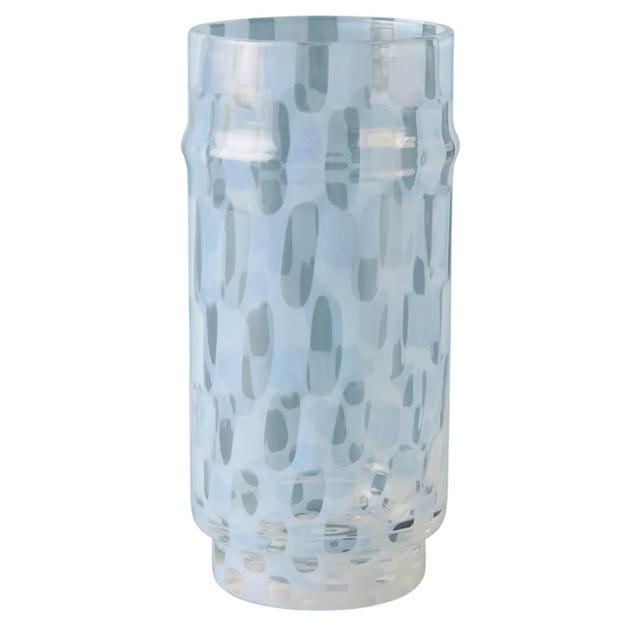 Light Blue Highball Glasses
