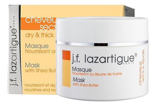 Mask with Shea Butter