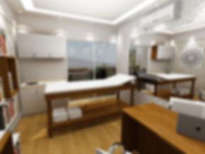 Projeto de Interiores Comercial