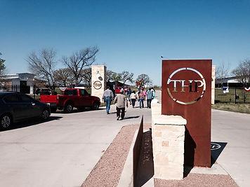 Texas Horse Park Entrance
