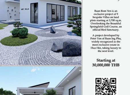 Baan Rom Yen in Hot Magazine