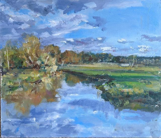 stephenkinder river wey autumn reflection.jpg