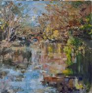 stephen kinder river wey spring light.jpg