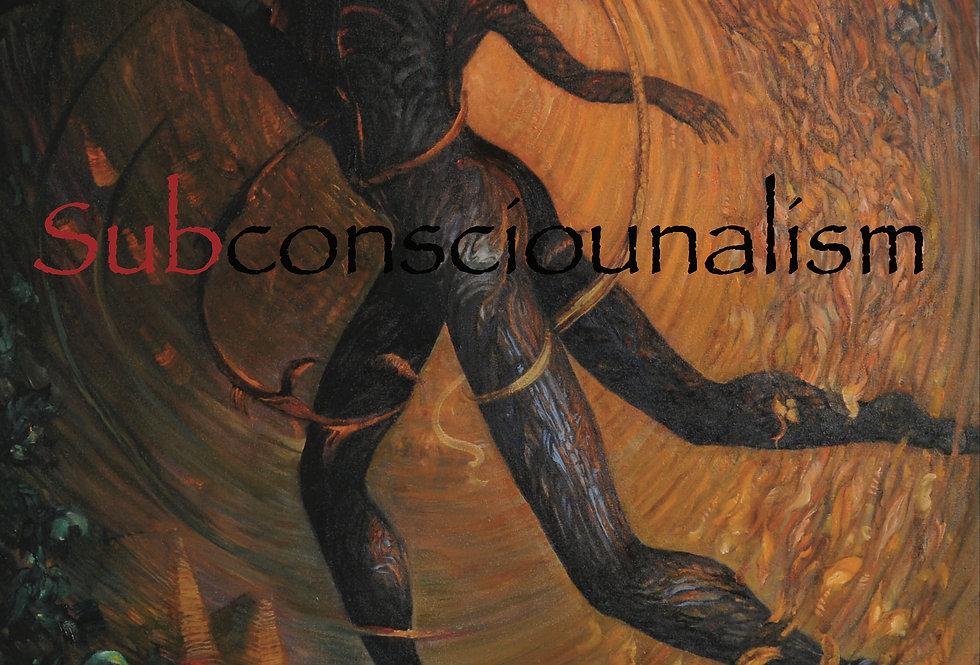 """Subconsciounalism"" (Hardcover Book)"