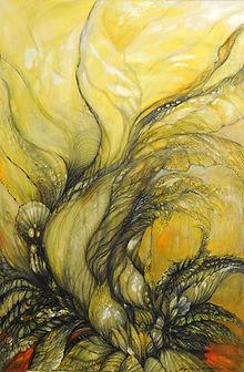 Universal Plantorium - oil on canvas 30x
