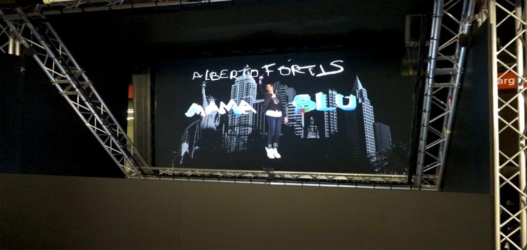 Showcase Olografico: Alberto Fortis & MamaBlu