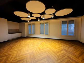 Rénovation bureaux sols souples
