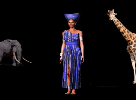 Holographic Showcase: Alberto Fortis & MamaBlu