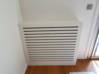 Rénovation cache radiateur