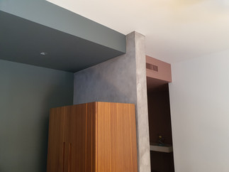 Rénovation béton ciré