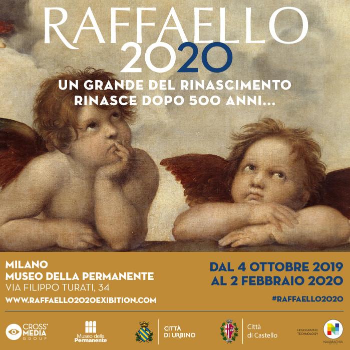 Digital Resurrection: Raffaello 2020