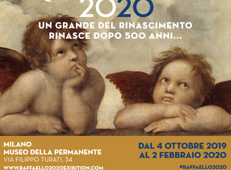 Digital Rebirth: Raffaello 2020 !