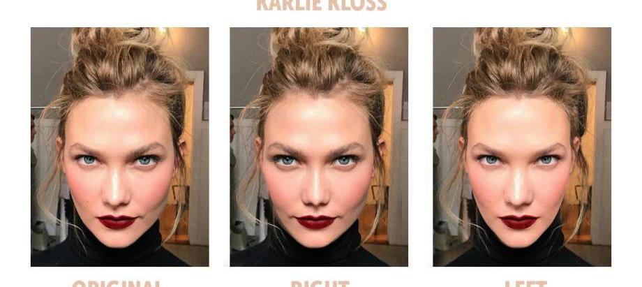 Faut-il rectifier les asymétries du visage pour embellir ?