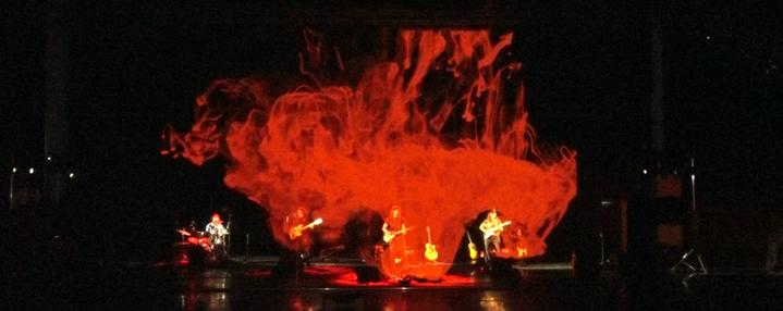 Naumachia présente le premier concert holographique en Italie