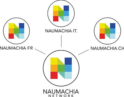 Schema Naumachia Network Sfondo Bianco.p