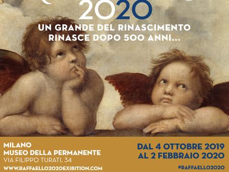 Digital Rebirth: Raffaello 2020 !