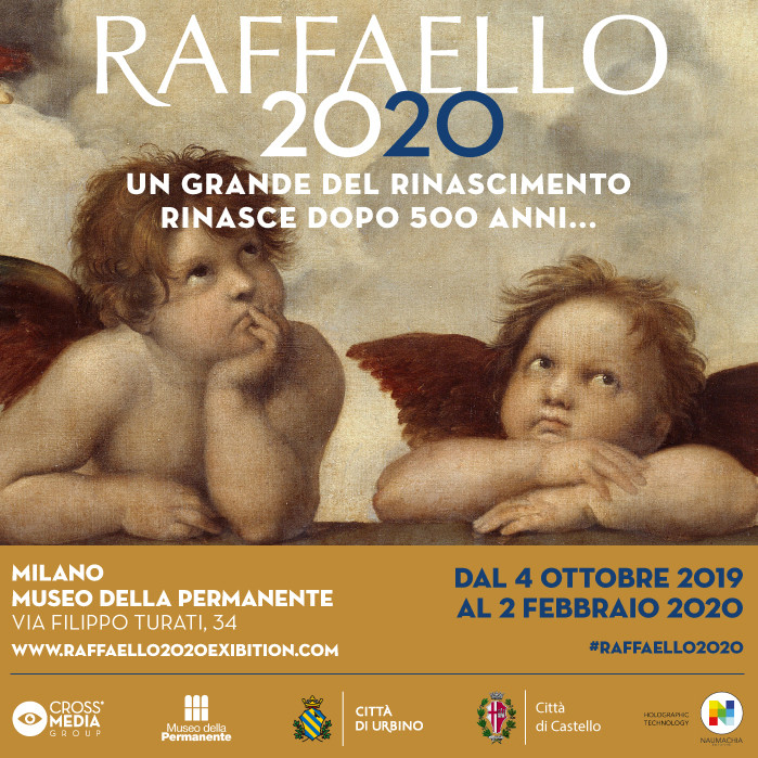 Digital Rebirth: Raffaello 2020!