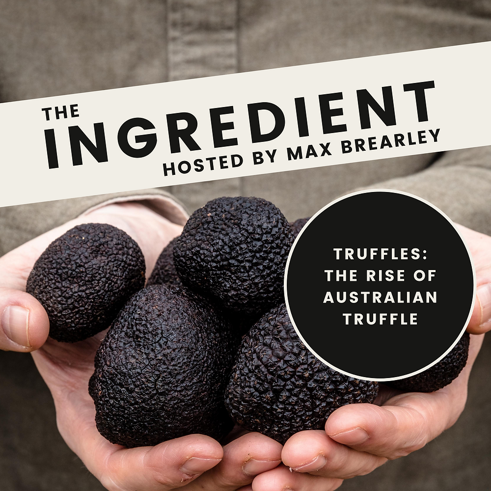The Ingredient with Max Brearley (Truffles, The Rise of Australian Truffle Country)